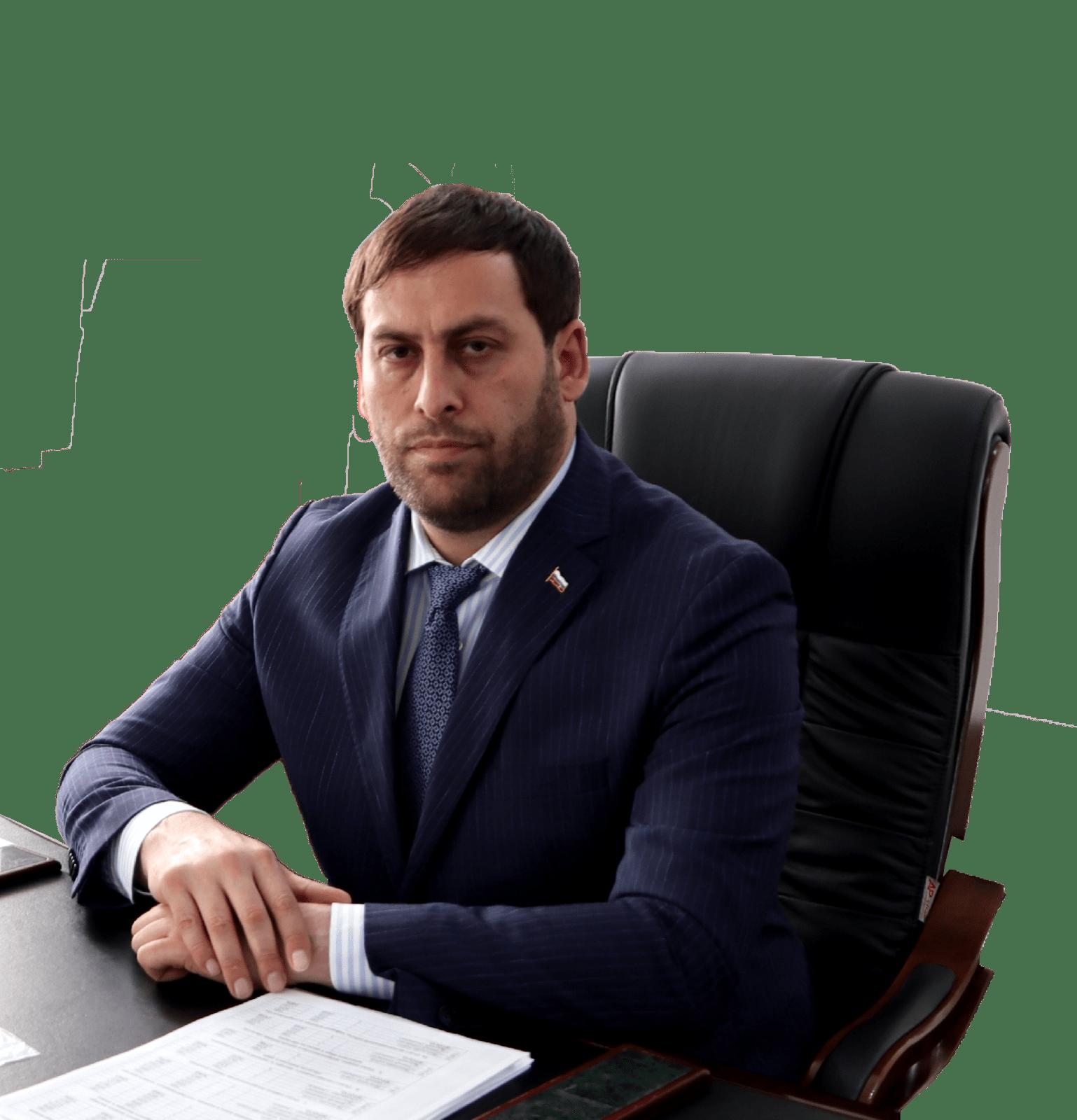Министр Природных Ресурсов Евлоев М.